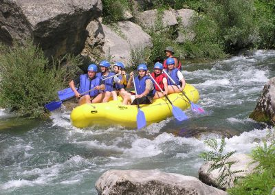 Kayak  and Rafting