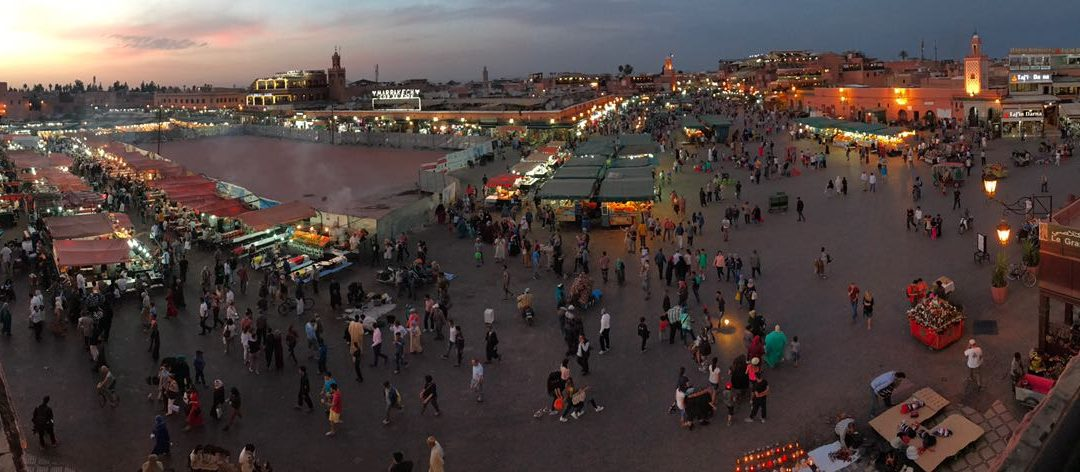 Tour Marrakech-Fez: 5 Days